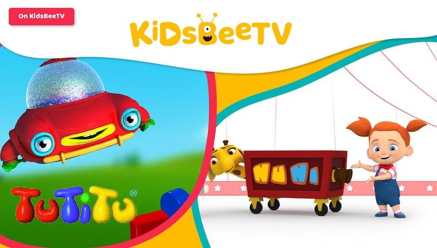 Featured imagem | Shows for kids TuTiTu and NuNi, from parents to your kids | Parents and Kids Blog | tutitu cartoon | TuTiTu ABC