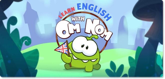 Om Nom stories | Learn English for kids | Om Nom Cartoons | Slider image for Kids TV Shows & Nursery Rhymes | KidsBeeTV Safe Kiddies Video App | Kids fun Videos | educational shows for kids | safe utube kids
