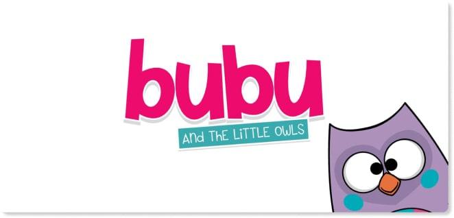 Bubu and the little owls | Slider image for Kids TV Shows & Nursery Rhymes | KidsBeeTV Safe Kiddies Video App | Best Cartoons for kids, baby songs | kids video stories | safe utube for kids