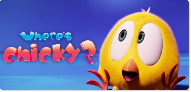 Where's Chicken | Funny Chicken | Slider image for Kids TV Shows & Nursery Rhymes | KidsBeeTV Safe Kiddies Video App | Best Cartoons for kids, baby songs | kiddies stories | safe utube for kids