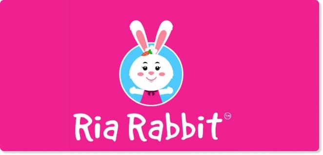 Ria Rabbit Cartoons | best cartoons for kids | Slider image for Kids TV Shows & Nursery Rhymes | KidsBeeTV Safe Kiddies Video App | Kids fun Videos | educational video content | safe utube for kids