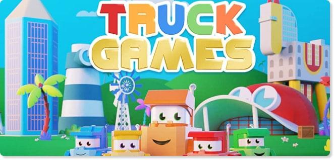 Truck Games | humpty dumpty | abc song | Slider image for Kids TV Shows & Nursery Rhymes | KidsBeeTV Safe Kiddies Video App | Best Cartoons for kids, baby songs, kiddies stories | safe utube for kids