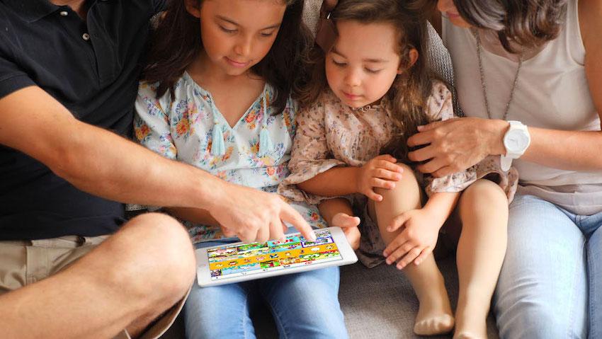Point 2 image | 5 Essential Tips for Keeping Your Kids Safe Online | KidsBeeTV Blog | safety for kids on the internet | kids safe on the internet | Safety on the internet for kids | kids safety on internet