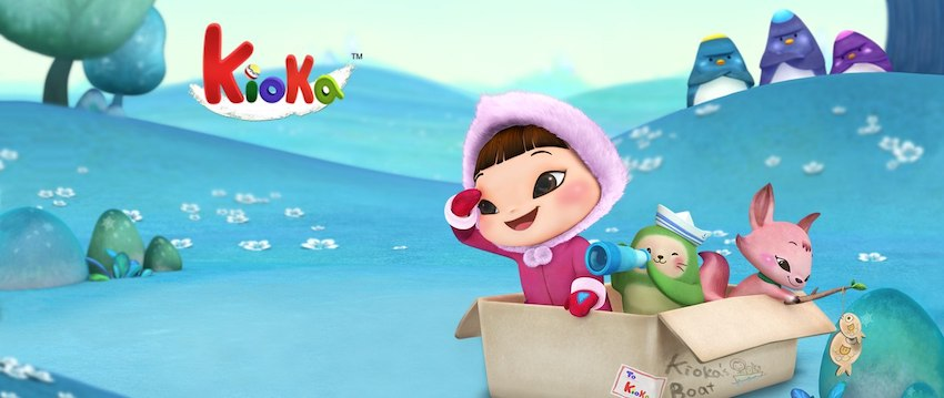 About Kioka blog article sectionImage | 3d Animated TV Shows | T Pang Rescue and Kioka on KidsBeeTV | animated shows | 3d tv shows | 3d animated shows | Kioka and T Pang Rescue