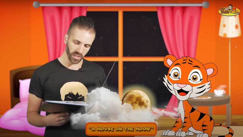 Blog Article Image | Educational shows for kids | Cute Tiger and Tim is on KidsBeeTV | education shows for kids | educational shows for toddlers | educational kids shows | kids educational show
