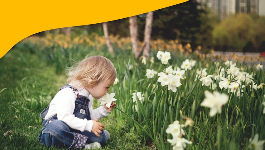get outside to the green blog article section | Sustainability For kids | 5 Ways To Teach Kids About Sustainability | teach your little one's sustainability | what sustainability |