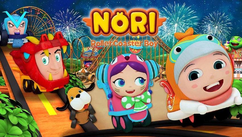 3d animated series Nori Rollercoaster Boy | Parents & Kids Blog Article | utube kids | safe utube | KidsBeeTV Blog