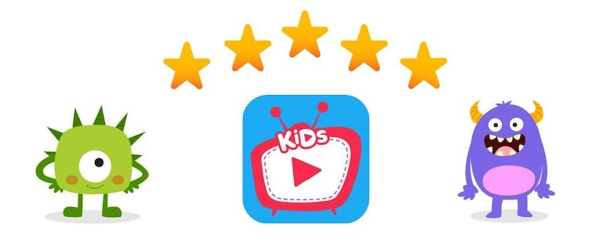 Why kids loves KidsBeeTV section   Best app for kids: EAS gives KidsBeeTV the highest rate   apps for kid   best learning apps for kids   Parents and Kids Blog