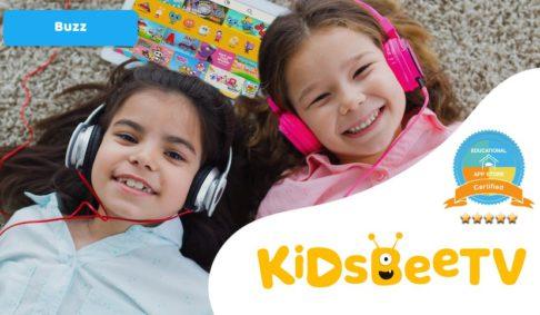 Best app for kids: Educational App Store gives KidsBeeTV the highest rate