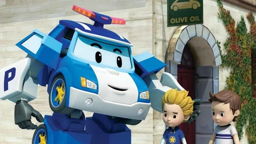 Watch Robocar Poli, Roy and Amber on KidsBeeTV safe video app | Daily Life Safety with Amber | Fire Safety with Roy | Poli cartoon | Parents & Kids Blog Article | Blog article image | Poli the Robocar