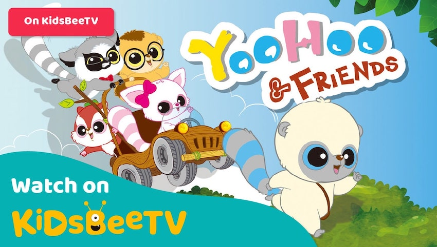 Featured Image kids can now watch YooHoo and Friends on KidsBeeTV | Parents and Kids blog | yoohoo and friends | Yoohoo to the rescue