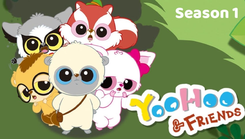 watch yoohoo and Friends Season 1 | Parents and Kids blog | Kids TV Shows | KidsBeeTV Video App | animated shows