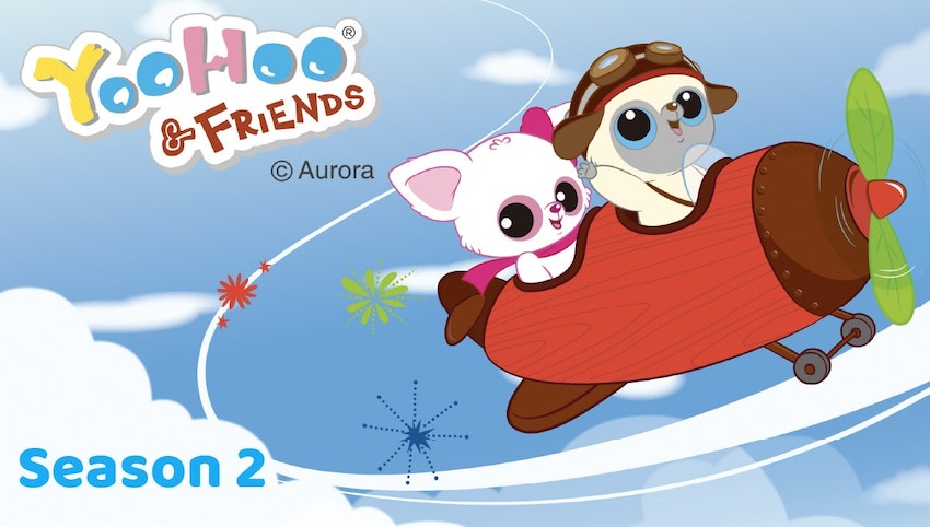 watch yoohoo and Friends Season 2 | Parents and Kids blog | Kids TV Shows | KidsBeeTV Video App | animated shows