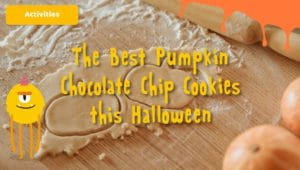 Featured Image Article | The Best Pumpkin Chocolate Chip Cookies this halloween